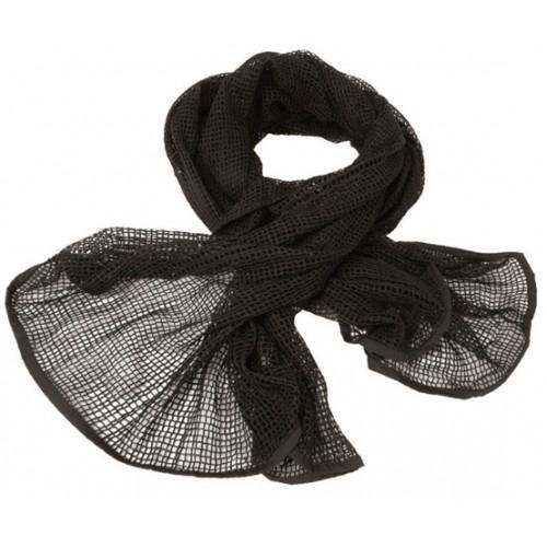 Filet/ écharpe noir
