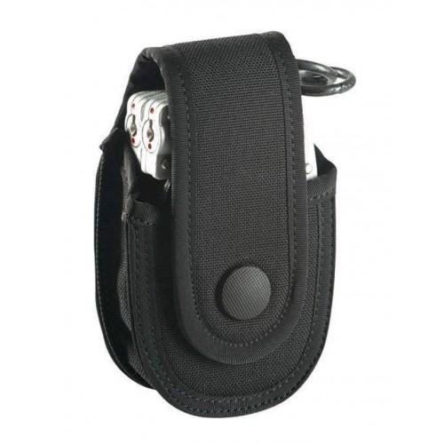 Porte menottes noir