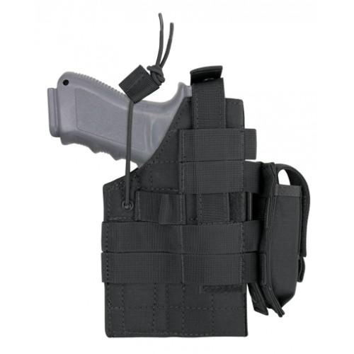 Holster Ambidextrous Glock noir