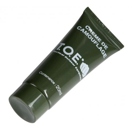 Crème de camouflage 20ml vert