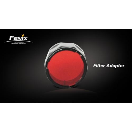 Filtre rouge pour FENIX.