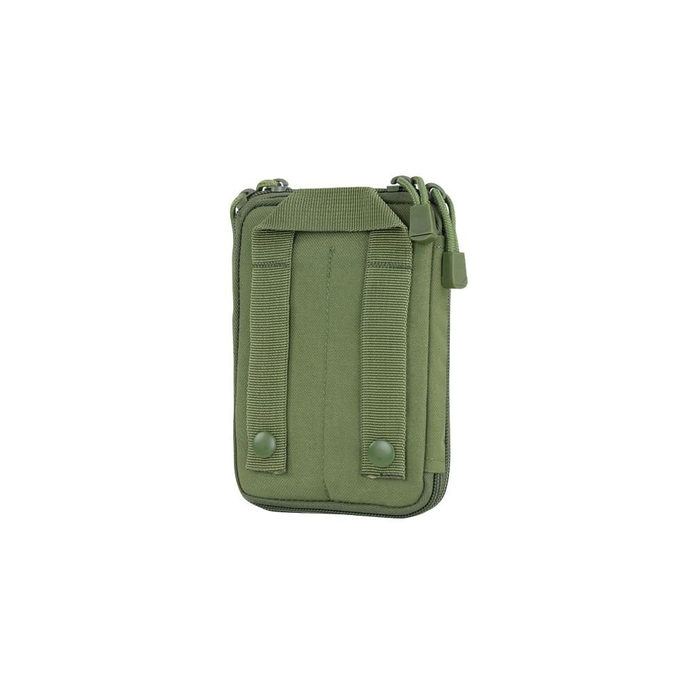 Pochette MA16 avec patch US condor olive