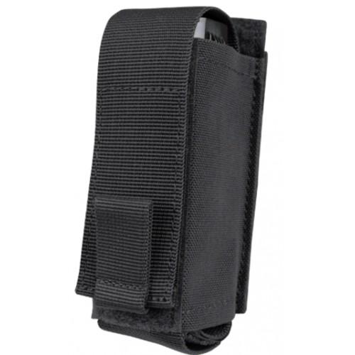 Pochette porte spray & lampe de poche noir MA78