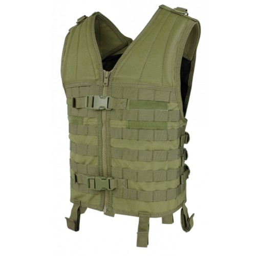 Gilet tactifque modulable MV-001 od