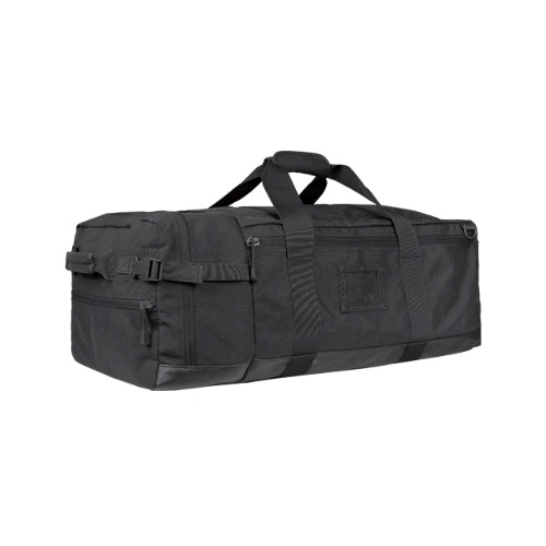 Tasche Colossus Duffle 52 Liter schwarz