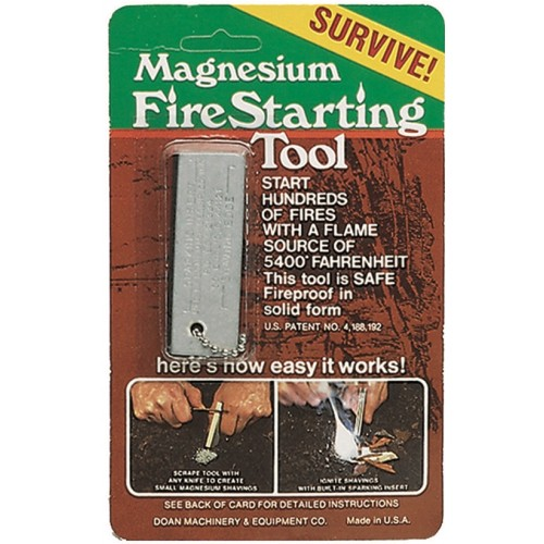Allume feu Fire Starting Tool US