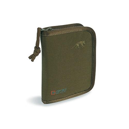Portemonnaie RFID Ausleseschutz olive