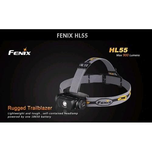 Lampe frontale Fenix HL55 900 lumens