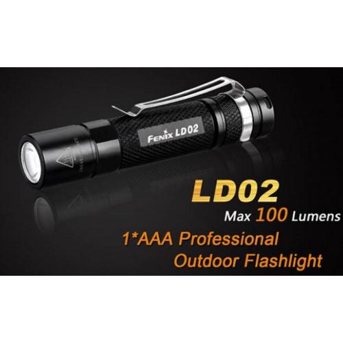 Lampe Fenix LD02 V2.0