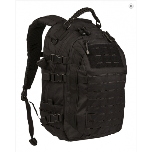 SAC A DOS MISSION PACK LASER CUT GM NOIR 25lt