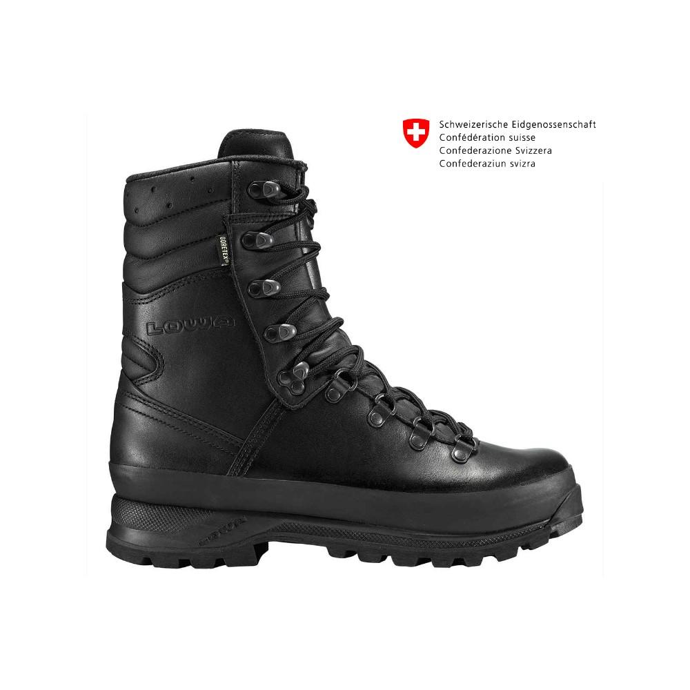 Chaussure Lowa Combat Boot GTX
