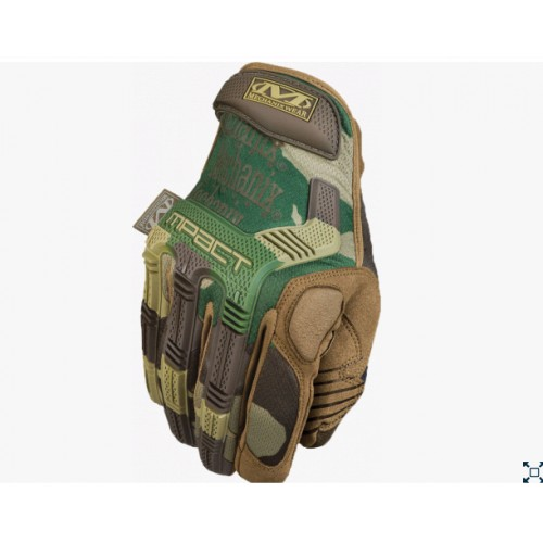 Handschuhe Mechanix M-Pact woodland