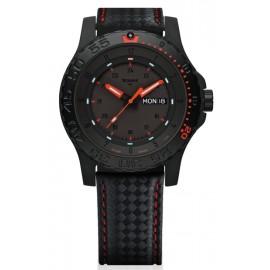 Montre traser red combat rouge/noir -30%