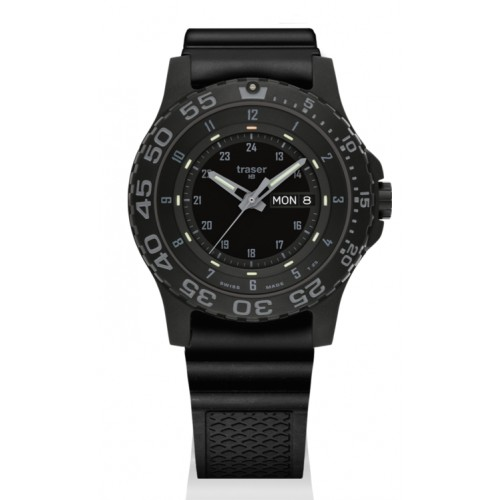 Uhr traser SHADE noir