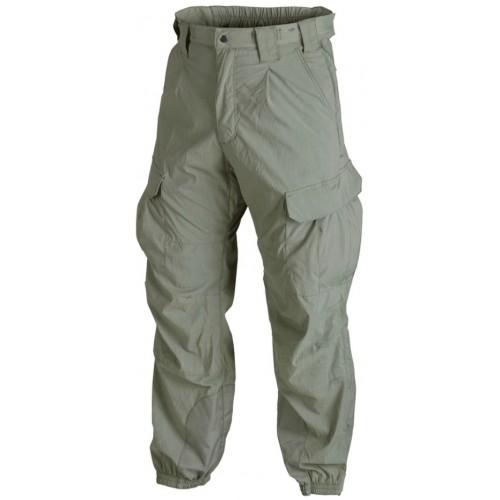 Pantalon soft shell 5 II alpha vert