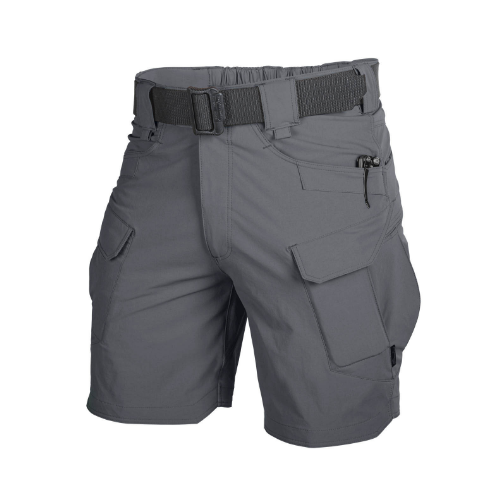 Short outdoor tactical gris