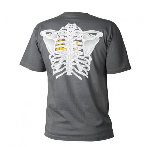 T-shirt helikon chameleon shadow grey