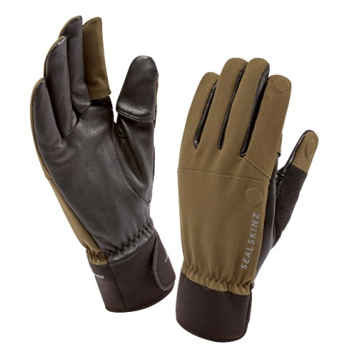 Gants sporting Sealskinz olive