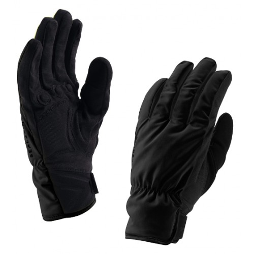 Gants Sealskinz Mens Brecon noir