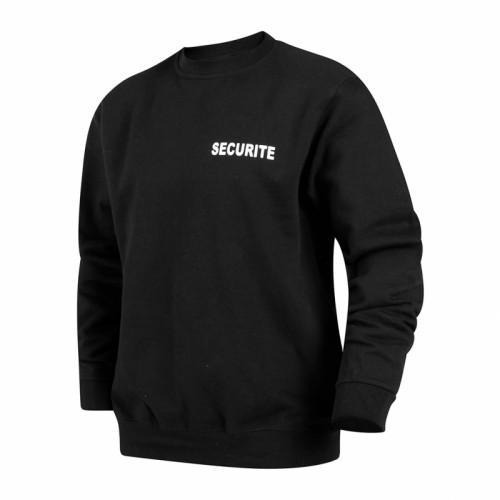 Sécurité-Sweat schwarz