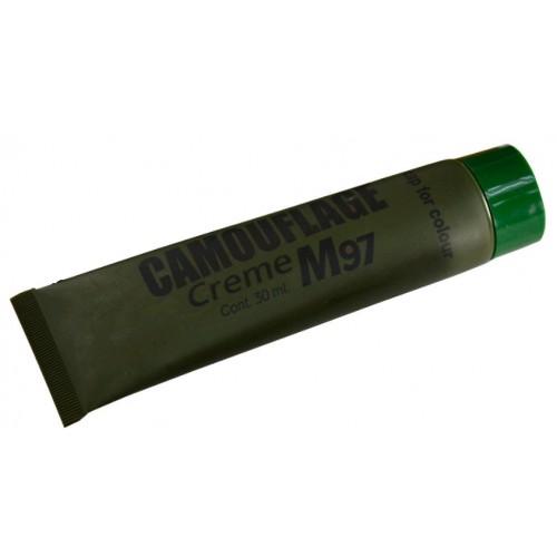 Crème de camouflage 30ml vert