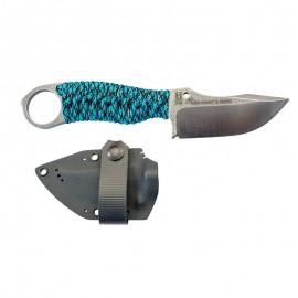 Couteau Karlican bleu