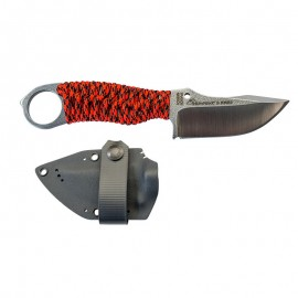 Couteau Karlican orange KAR0117