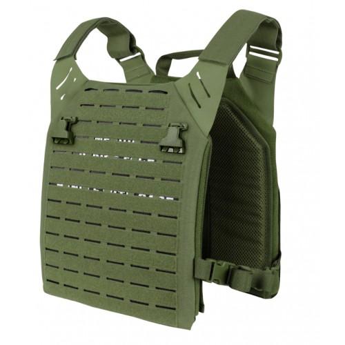 Gilet LCS Vanquish Armor System vert od