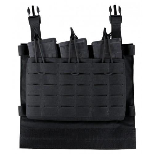 Gilet LCS VAS pour 3 magasins noir