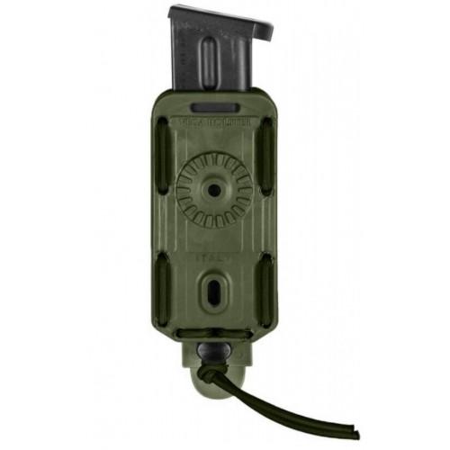 Porte chargeur pistolet simple Bungy OD 8BL01