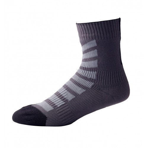 Wasserdichte Socken MTB mit Hydrostop