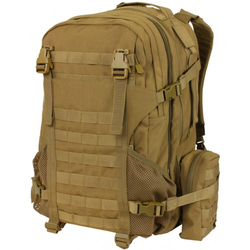 Rucksack 2 in 1 Orion coyote