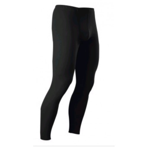 Leggings men schwarz