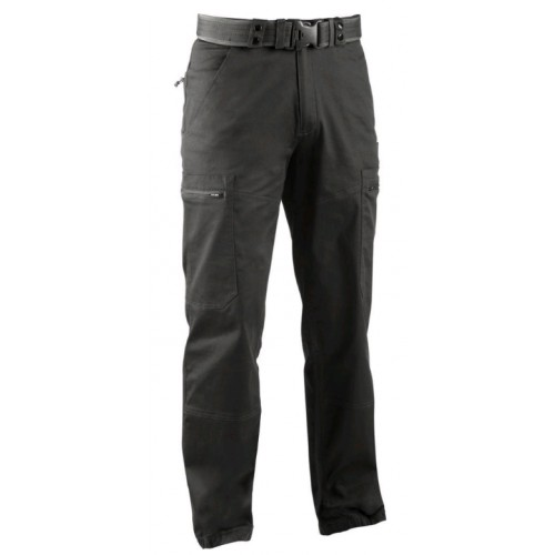 Pantalon Swat antistatique noir mat