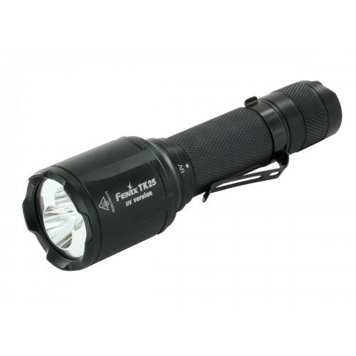 Lampe Fenix TK25 UV  1000 lumens