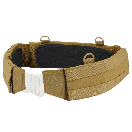 Ceinture de comfort Slim Battle coyote