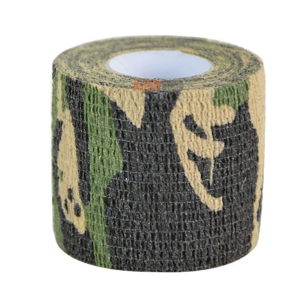Ruban auto-adhesive camo 50mm (4.5m)
