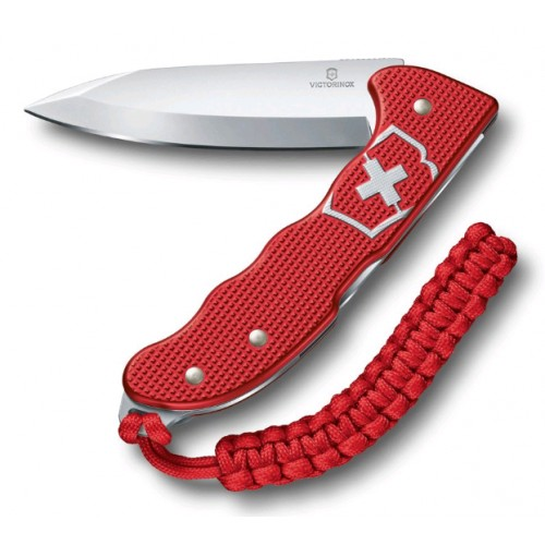 Couteau Hunter Pro Alox rouge