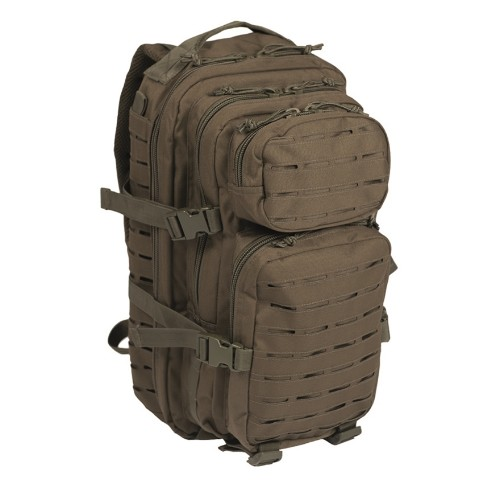 Sac à dos US Assault laser cut 20 lt od