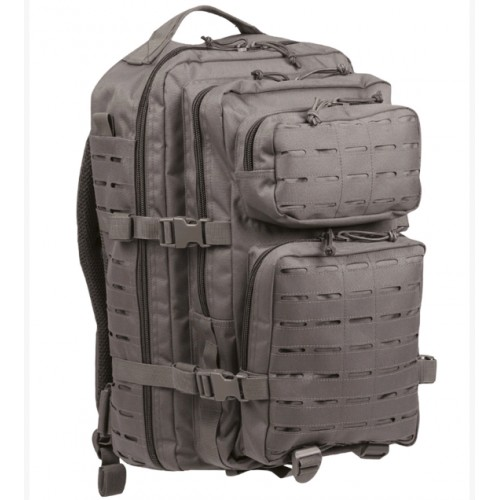 Sac à dos US Assault laser cut 36 lt gris