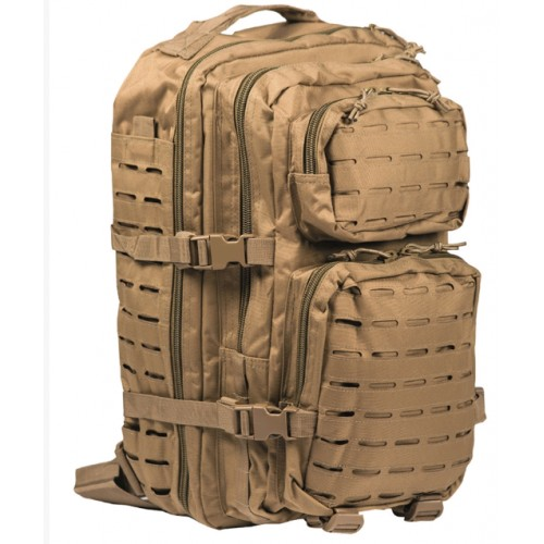 Sac à dos US Assault laser cut 36 lt coyote