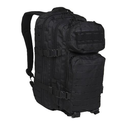 Rucksack US Assault 20 L schwarz