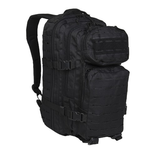 Sac à dos US Assault laser cut 20 lt noir