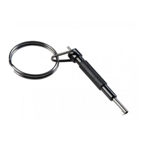 Handschellenschlüssel mit Ring