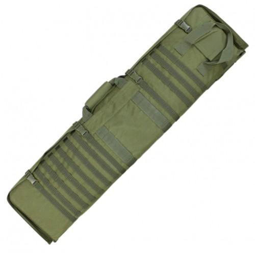 Gewehrtasche-Matte Sniper grün od