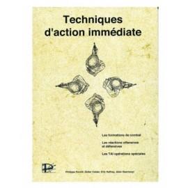 Manuel Techniques d'action immédiate