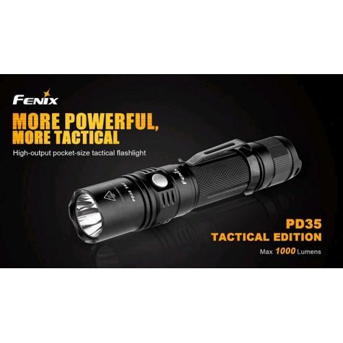 Lampe Fenix PD35 TAC 1000 Lumens