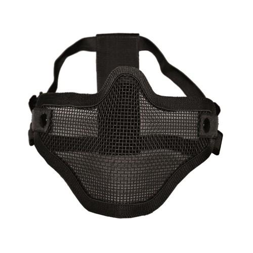 Masque grillage SM noir