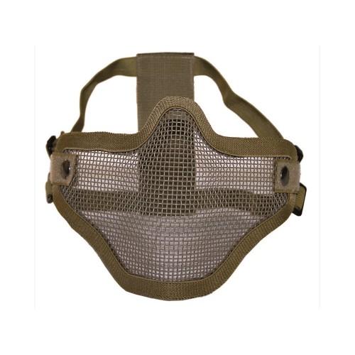 Aisoft Gitterschutzmaske SM TAN