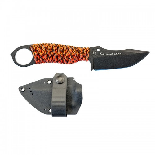 Wildsteer Karlikan orange/noir  lame noire kar3117